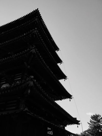 Japanese Temple 法隆寺 (Horyuji Temple) Nara,Japan EyeEm Best Shots