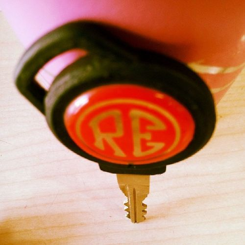 Royal Enfield Continentalgt Key