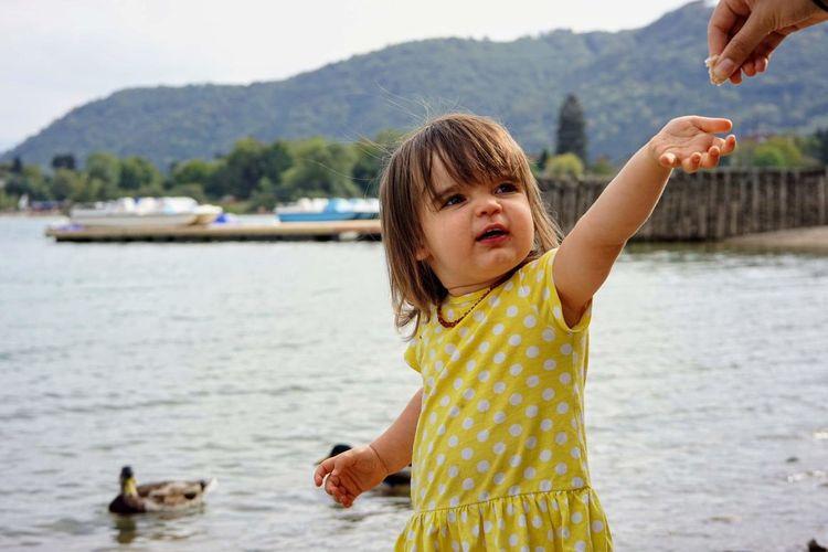 Childhood Water