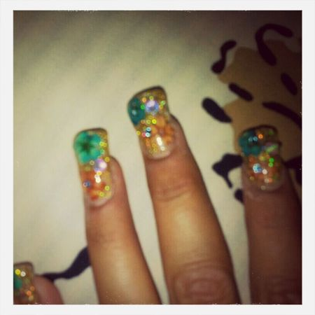 o nails how i miss them