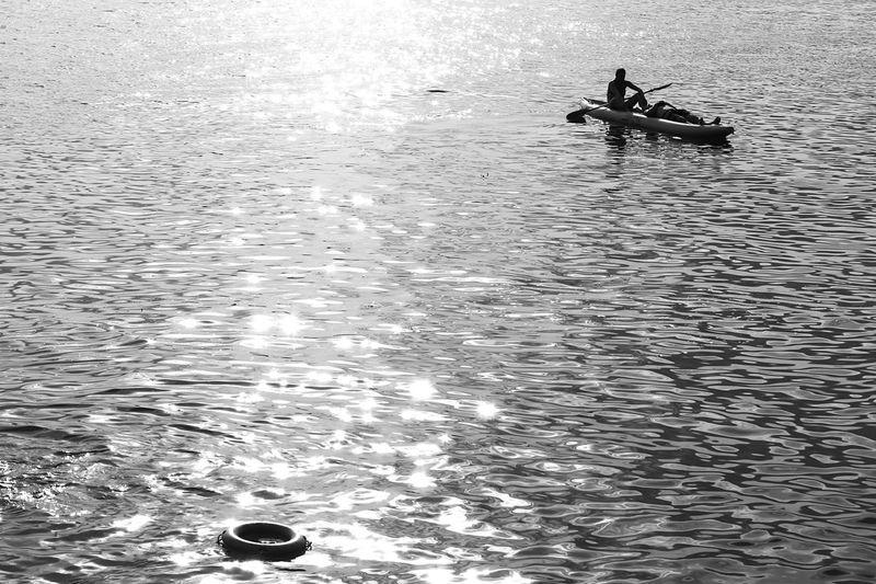 Deceptively Simple Yachting Sailing Sailboat Boat And Lifebuoy Sunset Sunset Silhouettes Beautiful Sunset Sunset_captures EyeEm Best Edits