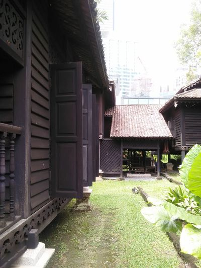Kuala Lumpur Traditional House Traditional Malay House Architecture Building Exterior Built Structure Day Grass House No People Outdoors Timber Conservation