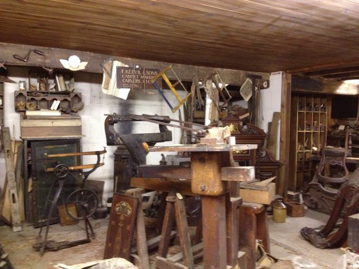 Cabinet Makers Woodshop Vintage Workshop Tools Vintage Work Tools