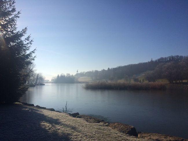 Petite promenade au bord du lac