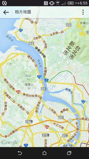 看著台北的地圖我還是想哭 北投 關渡 板橋 南雅夜市
