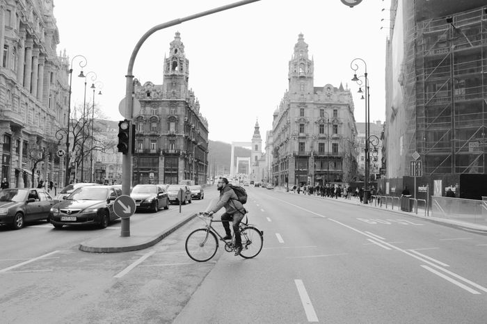 The Street Photographer - 2016 EyeEm Awards Streetphotography Street Photography Streetphoto_bw Blackandwhite Black And White Black & White Blackandwhite Photography Black And White Photography Black&white Need For Speed Bike Ride Bicycle Street Man Beard Hipster Bridge Building Photography In Motion Crossing The Street Budapest Feel The Journey The Street Photographer - 2017 EyeEm Awards Shades Of Winter Mobility In Mega Cities Adventures In The City