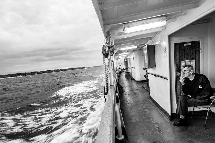 Cloudy Croatia Journey Lifestyles Mali Lošinj Mode Of Transport My Commute My Commute-2016 EyeEm Photography Awards Overcast Sky Susak Weather
