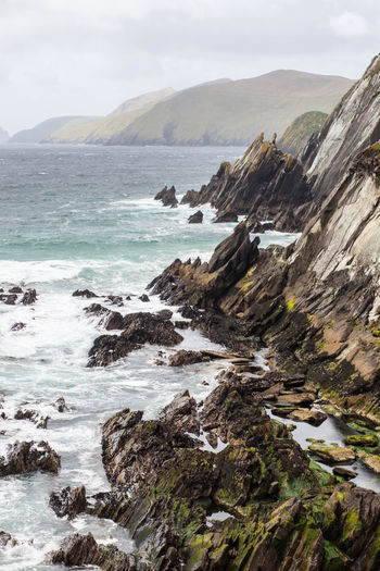 Cliffs Cliffs And Sea Cliffs And Water Cliffside