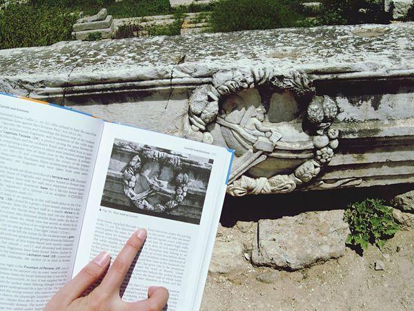 Art History Corinth Greece 2004