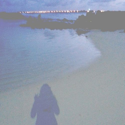 Shadow Is My best friend. Shadow Myself ArtificialBeach Sea Sands Whitesands RightBefore Sunrise Maldives Beach Nature NatureIsBeauty Sunnysideoflife Peace Instalike Instapic Tags4like Missyou Onedirection