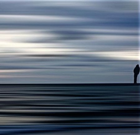 "Passable horizon 4 ""waiting"" ... Conceptual Conceptualart Conceptualphotography Artists ArtWork Artmiami Miami Ilovemiami Gallery Exhibition Geokalo Monochrome Digitalart  Photographer Photooftheday Pictureoftheday Bestphoto Bestpicture Bestoftheday"