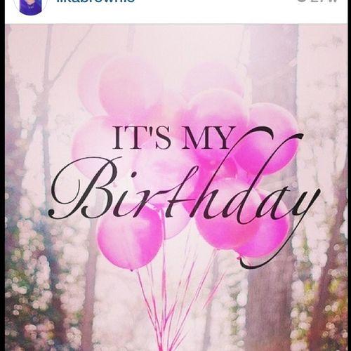 Itsmybirthday Birthday Follow4follow Followback