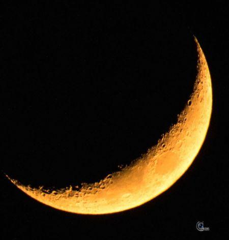 Space Night Astronomy Moon Sky Planetary Moon Nature