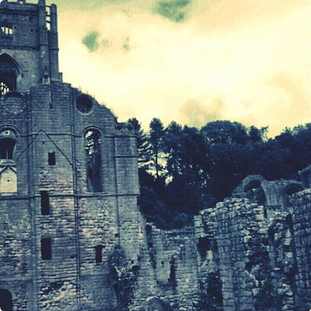 Scotland Check This Out Fountains Abbey