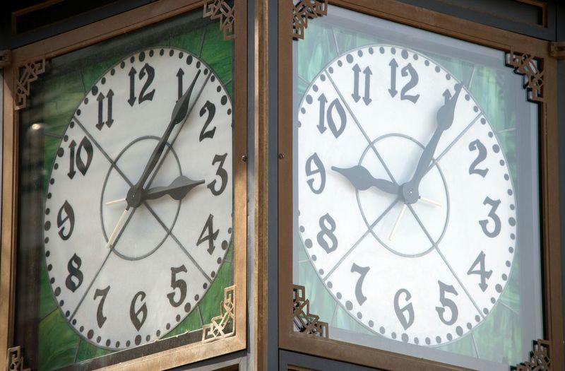 New Jersey Clock Haddonfield