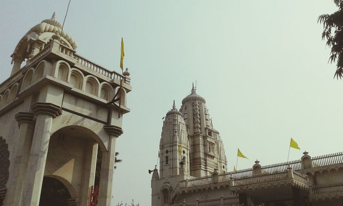 Maximum Closeness Temple - Building Temple