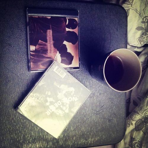 Noir Dés le matin. Noir Desir Tea Music