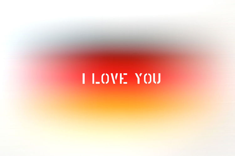 I Love You Sign CGI Computer Language Backgrounds Close-up Valentines Day No People Love I Love You ! I Love You Copy Space Western Script Text Animation Drawn Sign