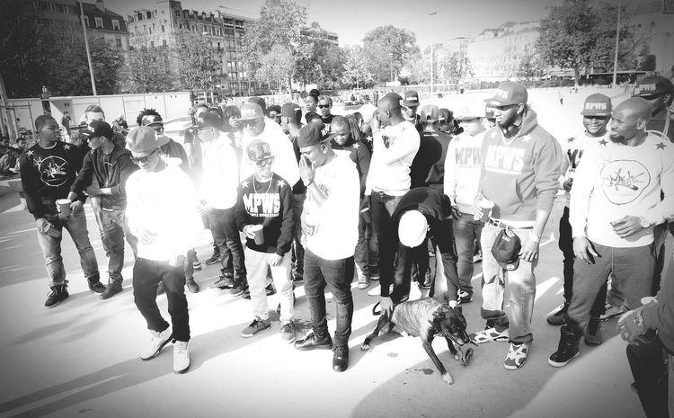 MixedPeopleWorldStreet Peoplestreet Black & White Urban People