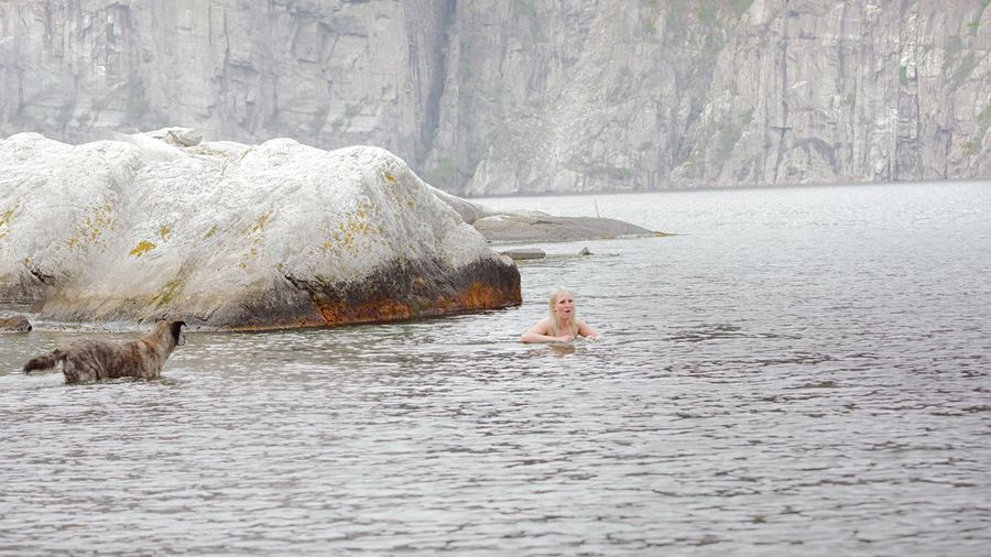 - BEING A MERMAID IN MAY IS NOT A GOOD OPTION - I'M SERIOUS - May Norway Fjord Blondie Save The Planet Hanging Out Cold Selfie N \ VEA ★ CREME It's Cold Outside Things I Like Hidden Gems  Finding New Frontiers