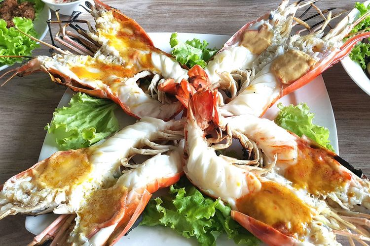 Yummy Yummy Food Main Course Dish Cooked Main Dish Lunchtime Lunch Time Luncheon Lunch Dinner Meal Ready-to-eat Ready To Eat Food And Drink Plate Food Shrimp Paste Shrimp Food And Drink Meal No People Shrimps Prawns Prawn
