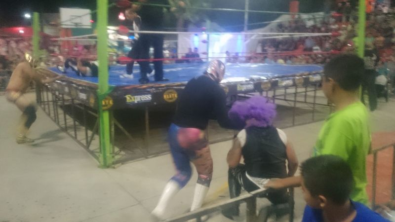 Real People Lifestyles Large Group Of People Leisure Activity Women Men People Togetherness Outdoors Full Length Illuminated Architecture Built Structure Night Adult City Adults Only Torreón, Coahuila Mexican Wrestling Lucha Libre Enjoyment Fun Competitive Sport Luchadores Comarca Lagunera