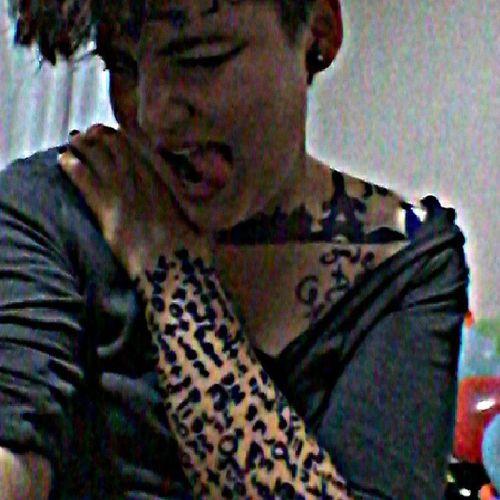 Evet bundan sonra böyle :D Tattooss Live Heart Life me face mirable Ny cool look goes :D