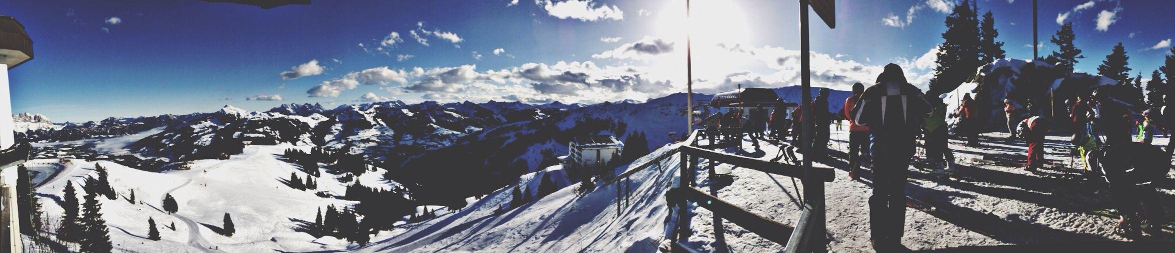 Skilaufen Kitbühel Wochende