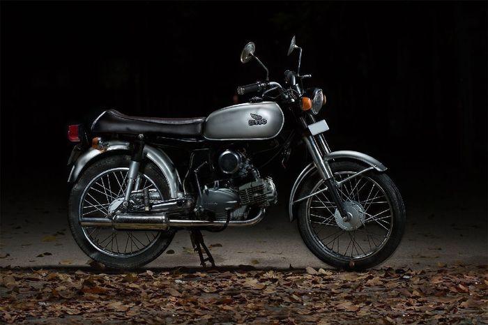 My bike Hondas110 Pankha Honda S110 Vintage Bike