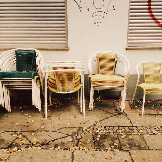 Things Organized Neatly Beauty In Ordinary Things My Fuckin Berlin Chairs