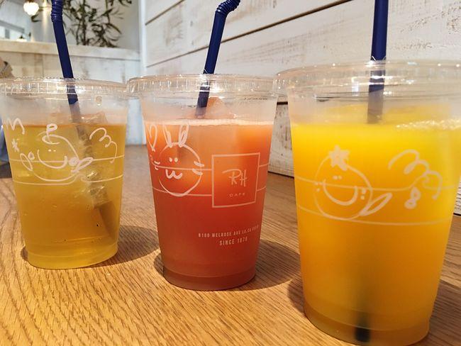 ドレスのアイロンがけ待ち(*˙꒳˙*)‧⁺✧︎* Break Cafe Cafe Time Drinking Yummy Yumyum( ˙༥˙ ) Juice