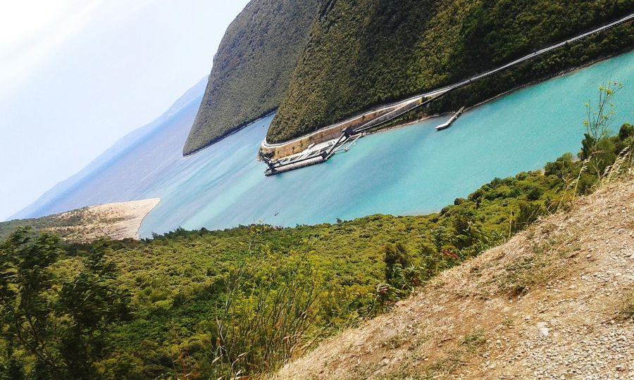 Croatia ♡ Holidays ☀ Mountains And Sea Shaft Mineshaft Power Plant