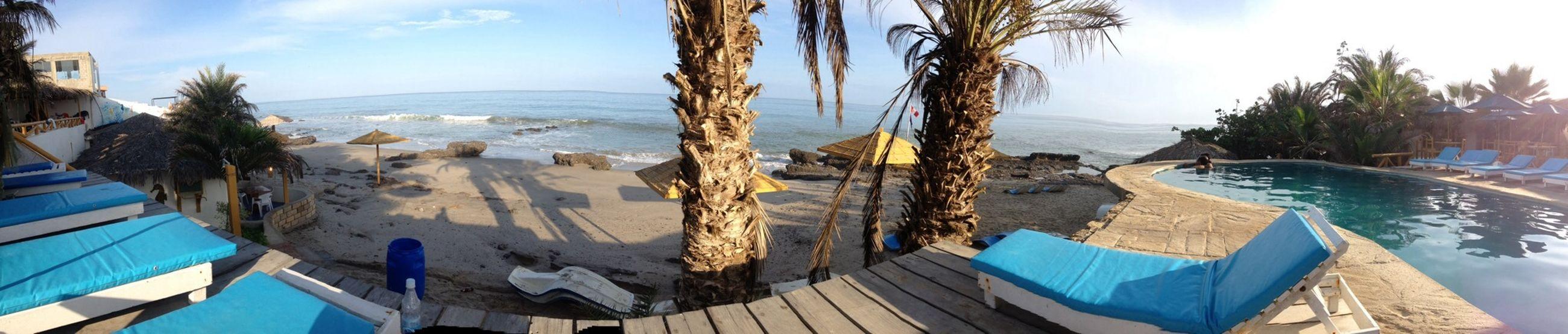Puntasal BeachTaking Photos Sun
