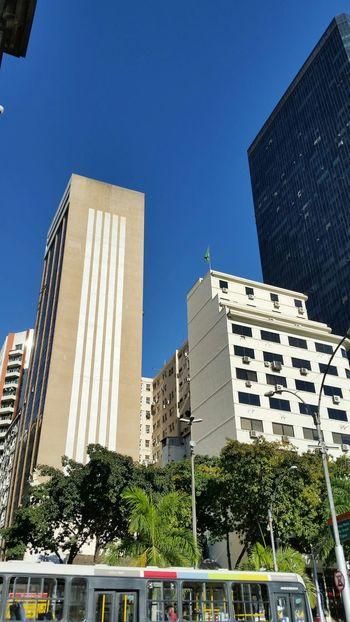 City Cores Sky City Colors Architecture