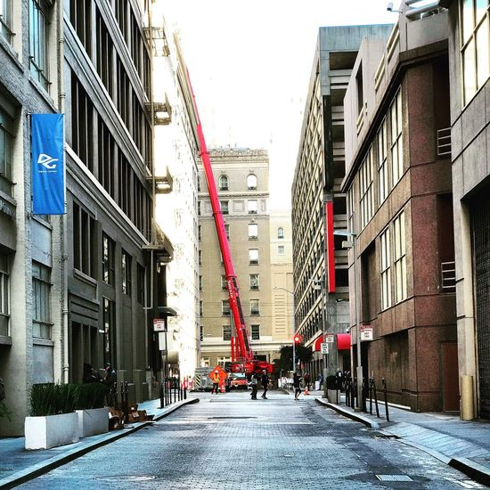 Shortcut alley ways in the city of sf Architecture Building Exterior Built Structure City Day The Way Forward Outdoors
