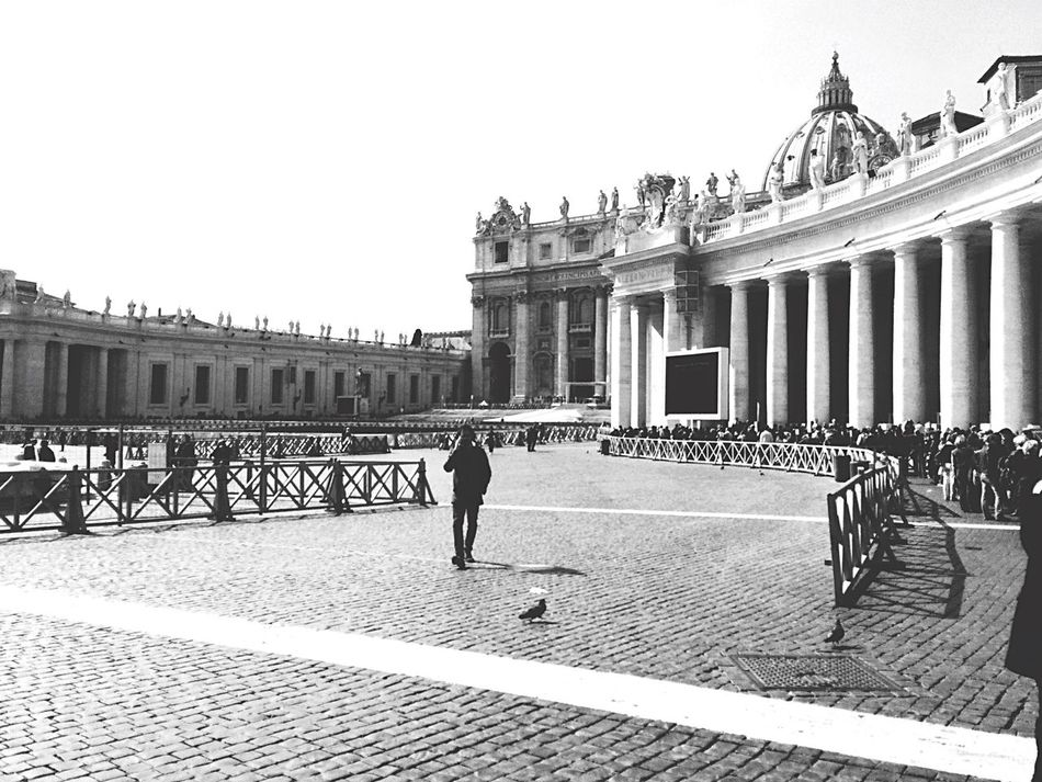 Just returned from Rome Traveling Rome Italy School Trip Photography Black And White First Eyeem Photo