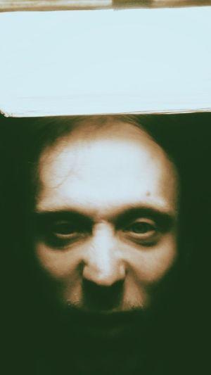 Portrait Portrait Photography FaceShot Creepy Madness Crack Nut Psychodelic Psychopath Murder