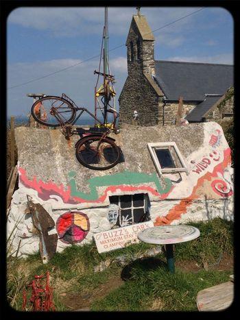 Rural Scenes Awesome Architecture Eccentricity