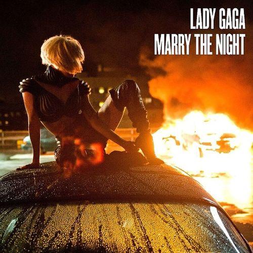 MarryTheNight Ladygaga ArtPop Applause