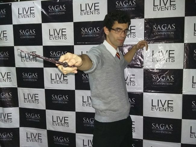 """Harry Potter Cosplay in Rio dr Janeiro """"Live Events: Sagas"""" Harry Potter Wizard Hogwarts Cosplay Cosplayer Costume Harry Potter Nerd Event Event Photography Geek Costume Play Second Acts"""