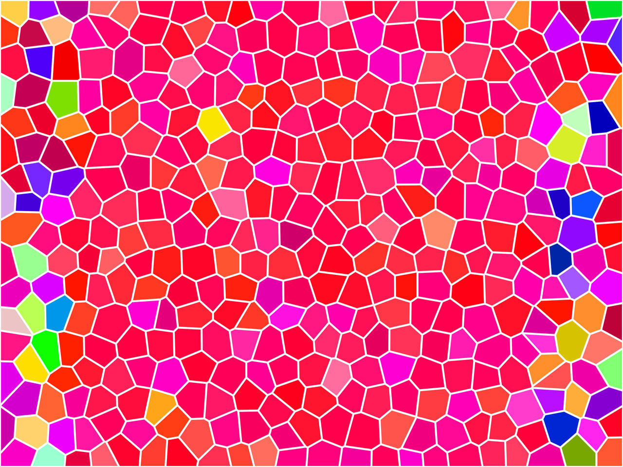 CLOSE-UP OF ABSTRACT PATTERN