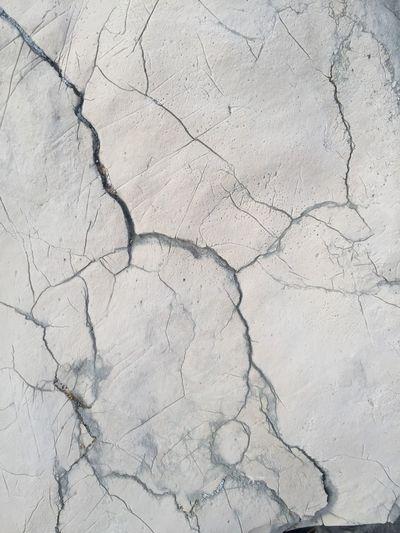 Full frame shot of cracked marble