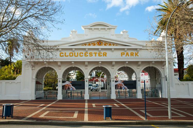 Gloucester Park Australia Perth Gloucester Park Harness Racing Race Track Racing Course Track