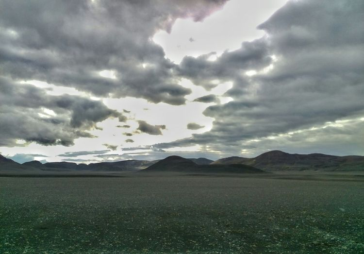 Deserts Around The World Ash Desert Volcanic Landforms Iceland Black Desert The KIOMI Collection