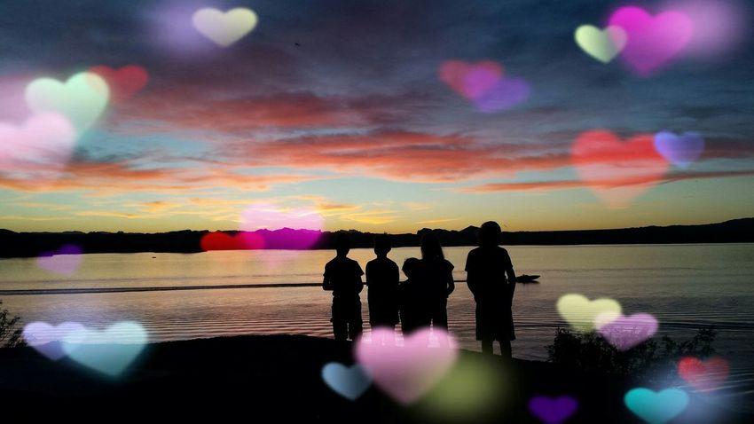 Beautiful Havasu Sunsets Lakehavasu Deep Thought Missingpop