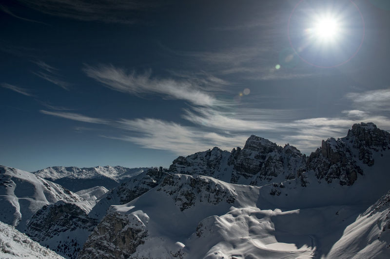 Tirol From My View Love Photography Nature Ggaßler Time To Reflect Mountain Snow Cold Temperature Winter Snowcapped Mountain Pinaceae Sky Landscape Mountain Range Cloud - Sky