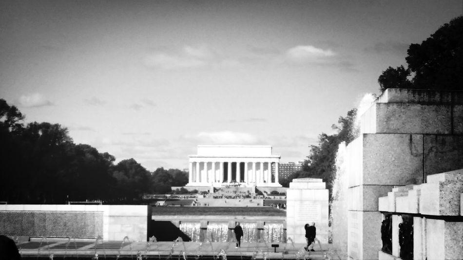 Enjoying Life Taking Photos Washington DC SNKshot