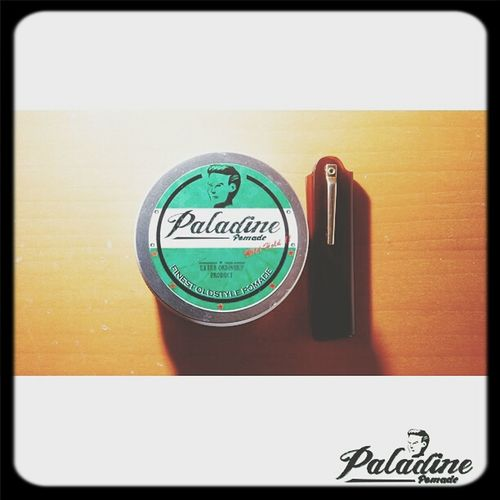 Morning, dont forget paladine your day. Cp 0812 8287 7878 Pomadeindonesia Pomade Pomademania Pomademurah