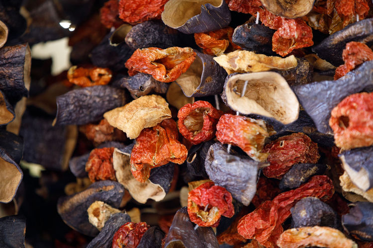 Eggplant Tomatoes Dry Market Food And Drink Food Full Frame Freshness Backgrounds Large Group Of Objects No People Healthy Eating Wellbeing Abundance Close-up Fruit Directly Above Day Still Life Dried Fruit Dried Food Blueberry Berry Fruit Nature Snack