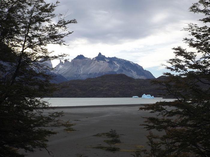 playa grey Glaciargrey TorresDelPaine Patagonia